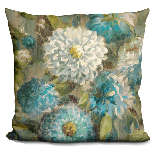 Secret Garden Ii Pillow
