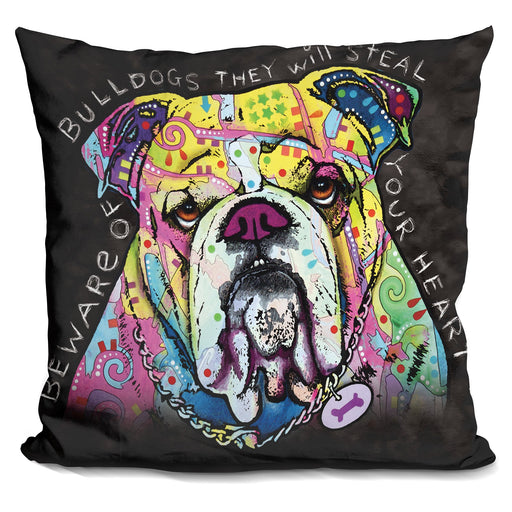 Engli Bulldog Pillow