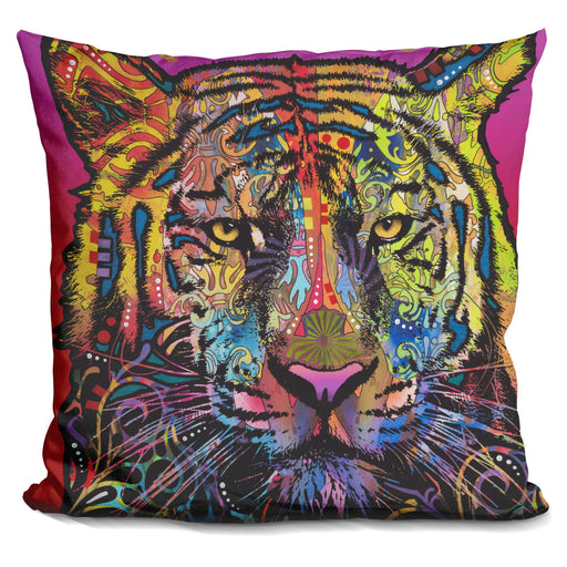 Regal Tiger Pillow
