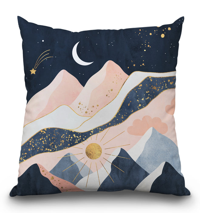 Night And Day Pillow