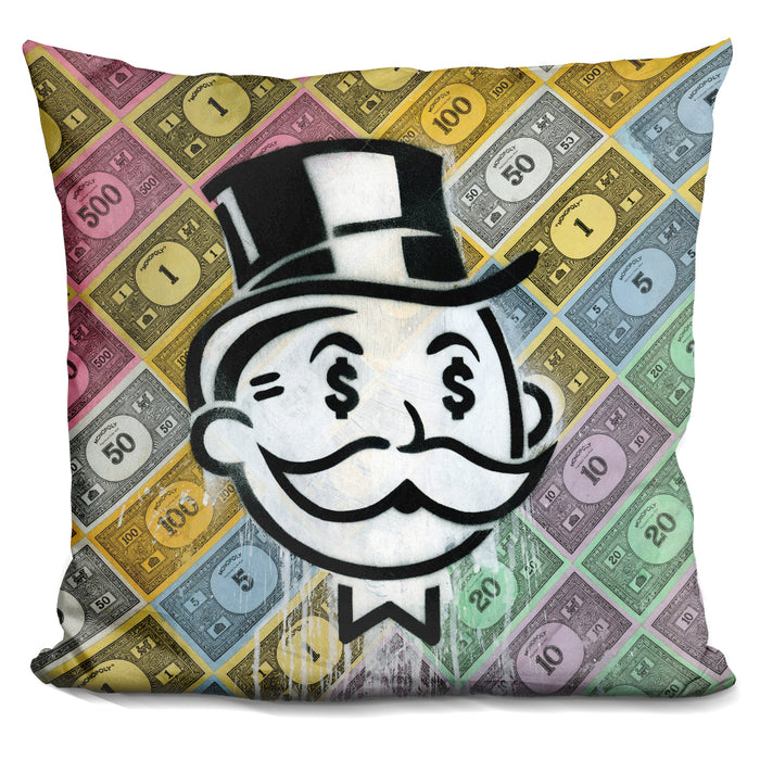 Another DayAnother Dollar Pillow