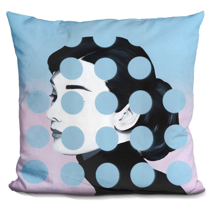 Audrey Dots Pillow