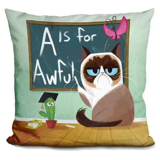 A Is for Awful Pillow