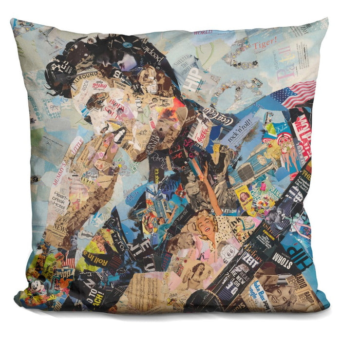 All Shook Pillow