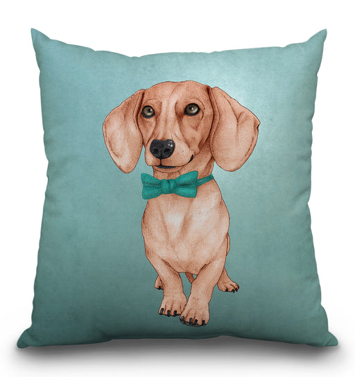 The Wiener Dog Pillow