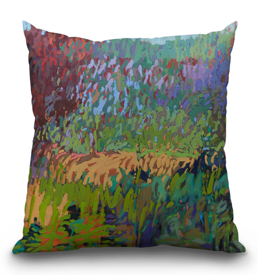 Color Field No. 72 Pillow