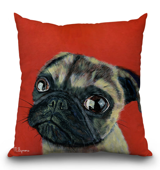 Pugly Pillow