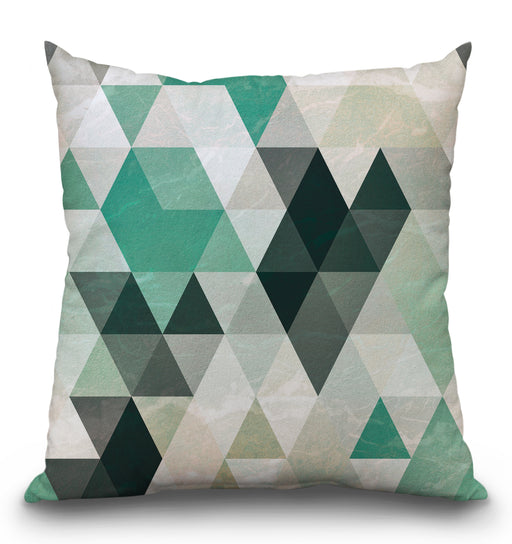 Triangle Pattern Pillow