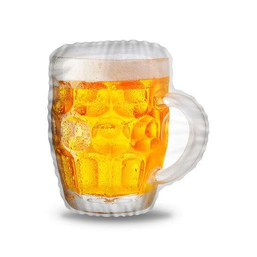 Beer Mug Pillow