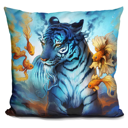 Tiger Fi Pillow