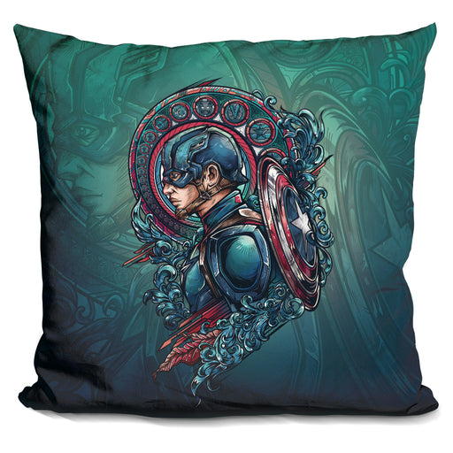Captain Rage Pillow