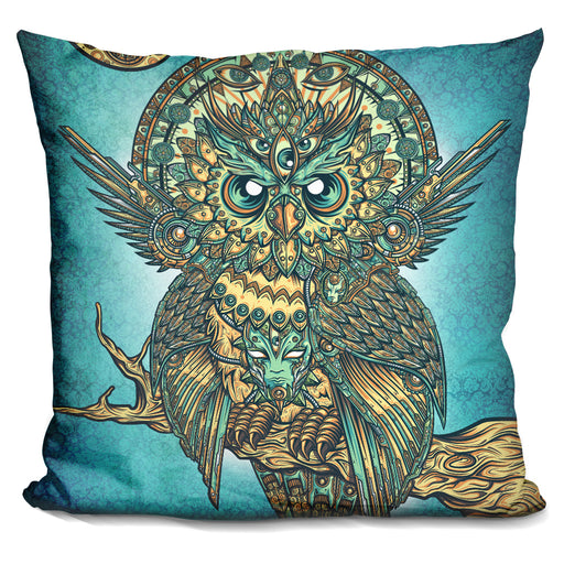 God Owl Of Dreams Pillow