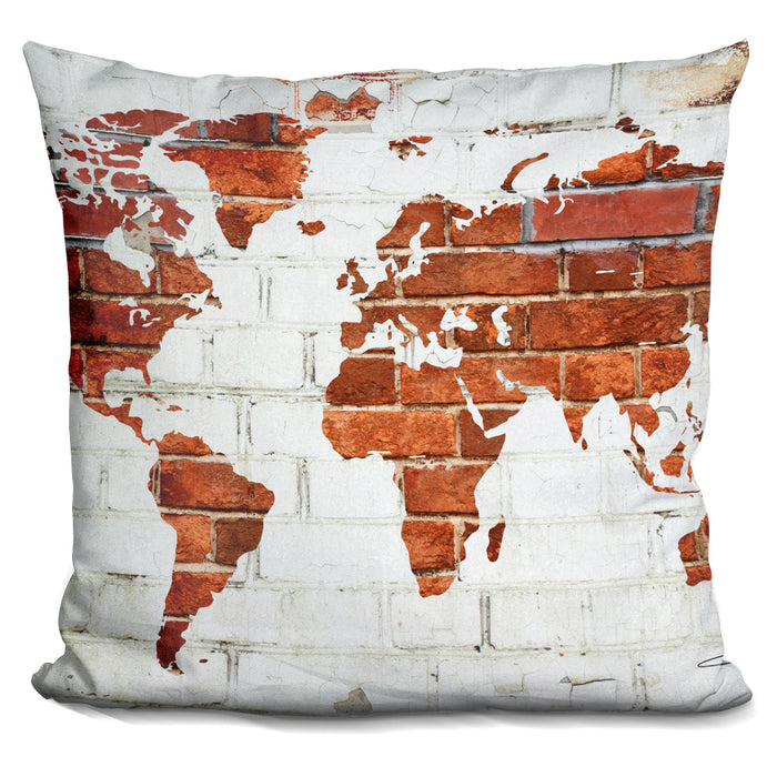Another Brick In The Wall Pillow