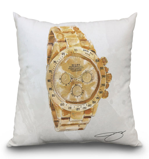 My Man's Watch Pillow