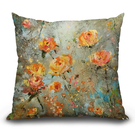 Warmth In the Shadows Pillow
