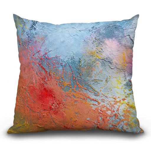 Waves Of Love Pillow