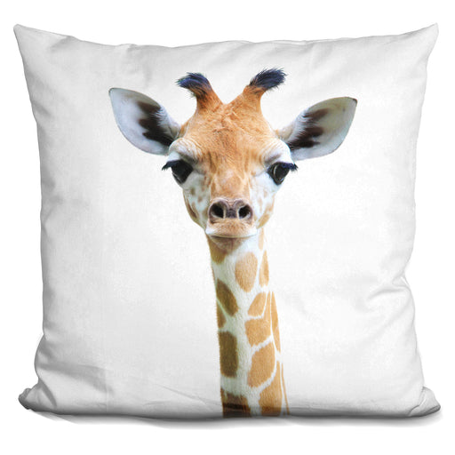 Baby Giraffe Pillow