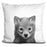 Baby Wolf Bw Pillow