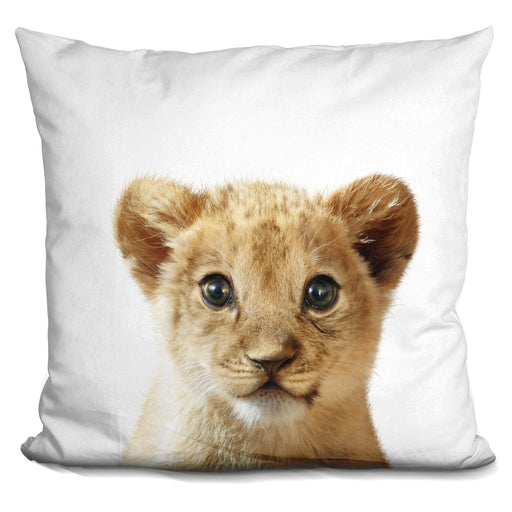 Baby Lion Lp Pillow