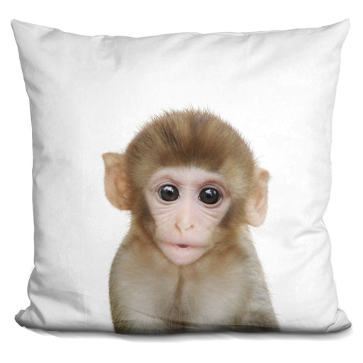 Baby Monkey Lp Pillow