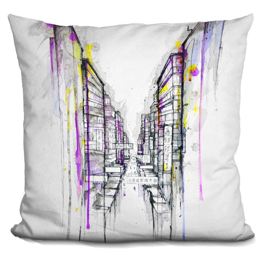 This City Sleeps Pillow