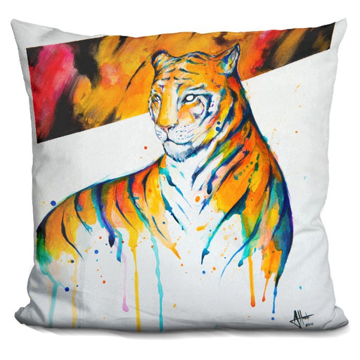 Burning Bright Pillow