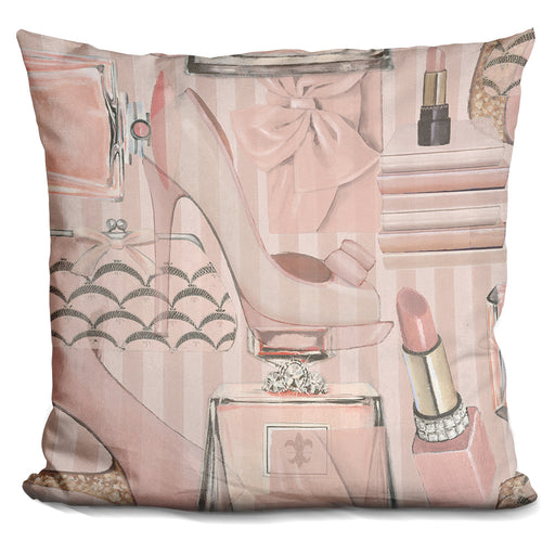 Ny Chic Pattern Pillow