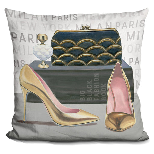 Forever Fashion Iv Pillow