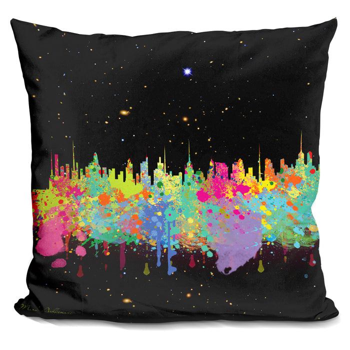 Abstrace C T Pillow
