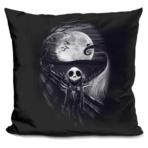 The Scream Before Christmas 1 Pillow
