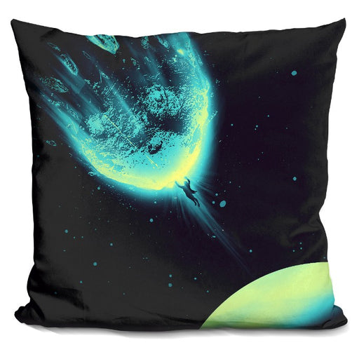 There Is No Planet To Save Pillow
