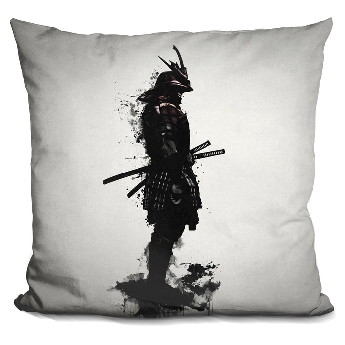 Armored Samurai Pillow
