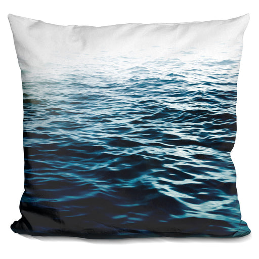 Blue Sea Pillow