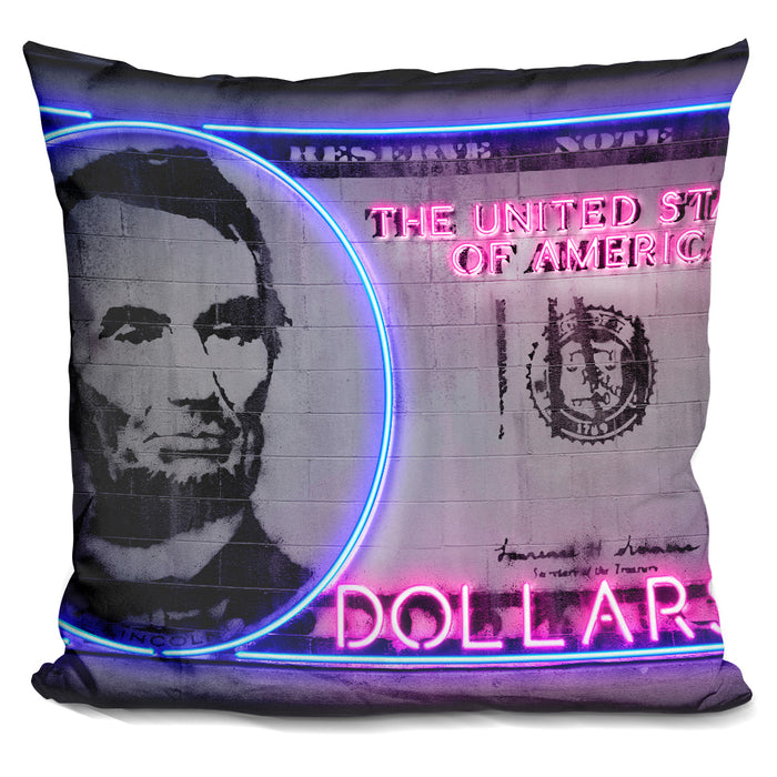 5 Dollars Pillow