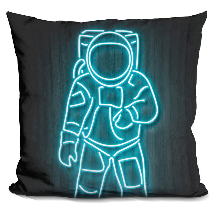 Astronaut Octavian Pillow