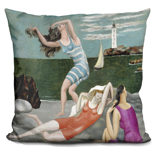 The Bathers Pillow