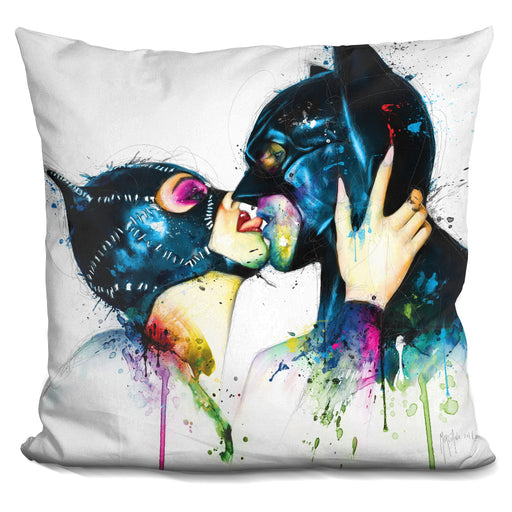 Love In Gotham Pillow