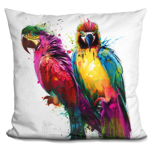 Tropical Colors Pillow