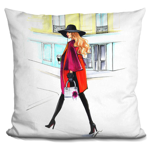 Dior Lady Pillow