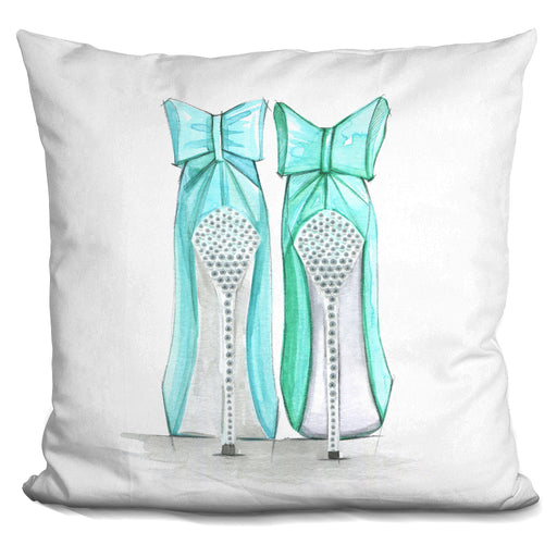 Tiffany Shoes Pillow