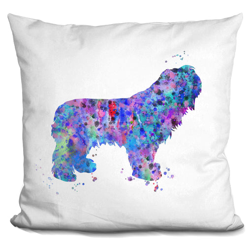Poli Lowland Sheepdog Pillow