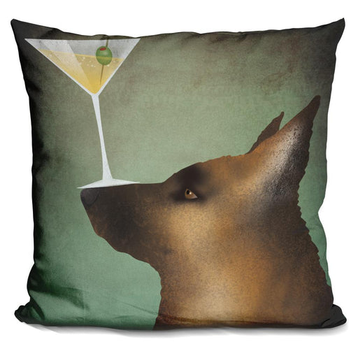 Shepherd Martini Pillow