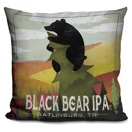 Leaf Peeper Black Bear IPA Pillow