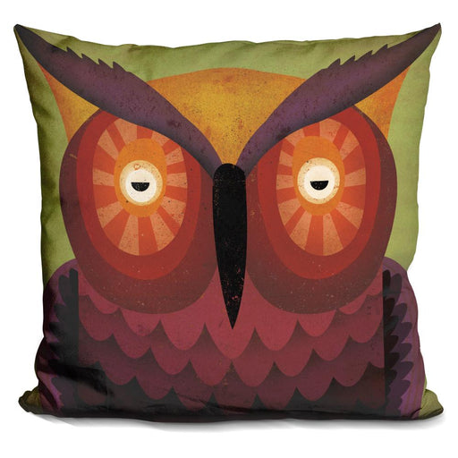 Owl Wow Pillow