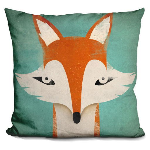 Fox RGB Layered File Pillow