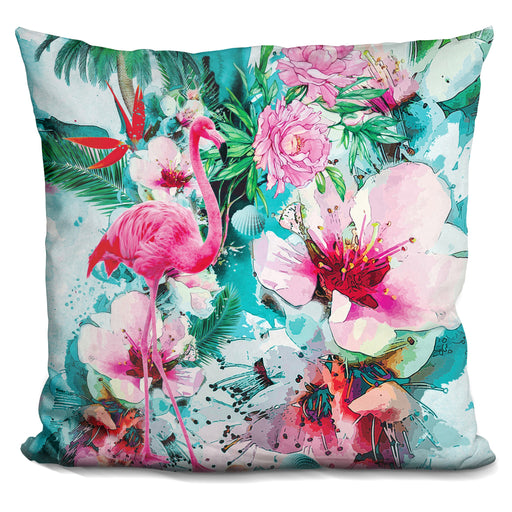 Tropical Life Pillow