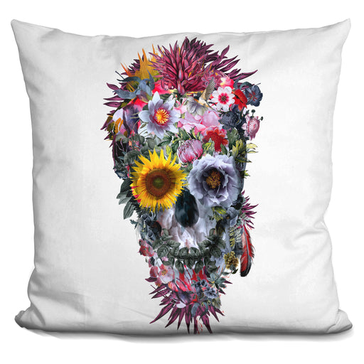 Voodoo Skull Pillow