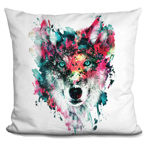 Wolf Ii Pillow