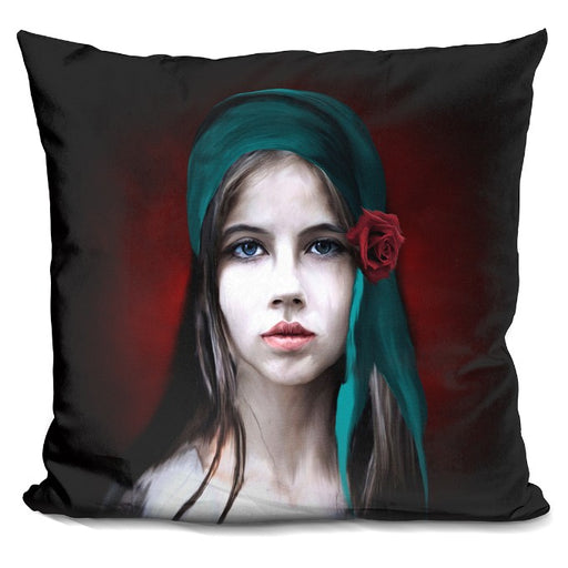 Women Potrait2 Pillow