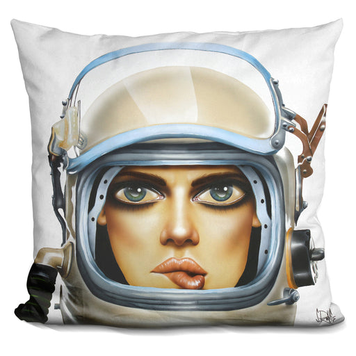 Spaced Pillow